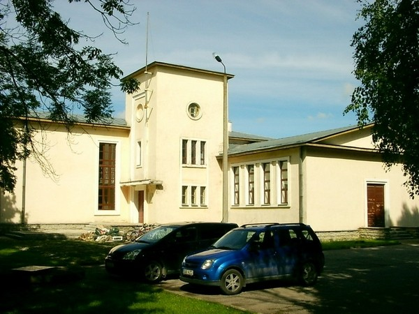 Koolihoone Kiviõlis Vabaduse t. 6, 1936-1938  Autor Tõnis Taavet  Kuupäev  06.08.2008