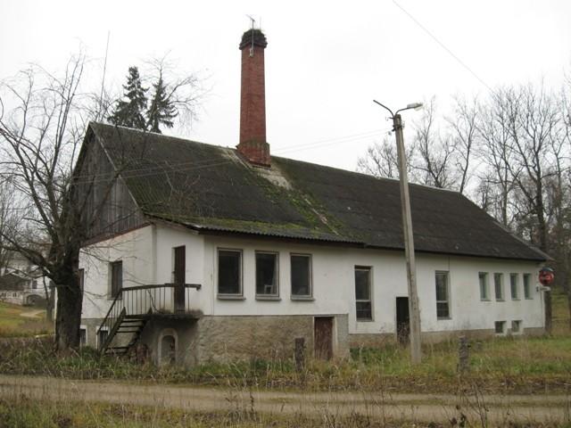 Sõmerpalu mõisa viinavabrik, 19 saj. II pool. Foto Tõnis Taavet, 04.11.2010.