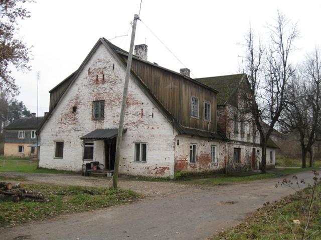 Sõmerpalu mõisa valitsejamaja, 19 saj. II pool. Foto Tõnis Taavet, 04.11.2010.