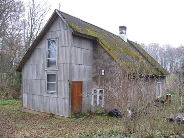 Sõmerpalu mõisa aednikumaja, 19 saj. II pool. Foto Tõnis Taavet, 04.11.2010.
