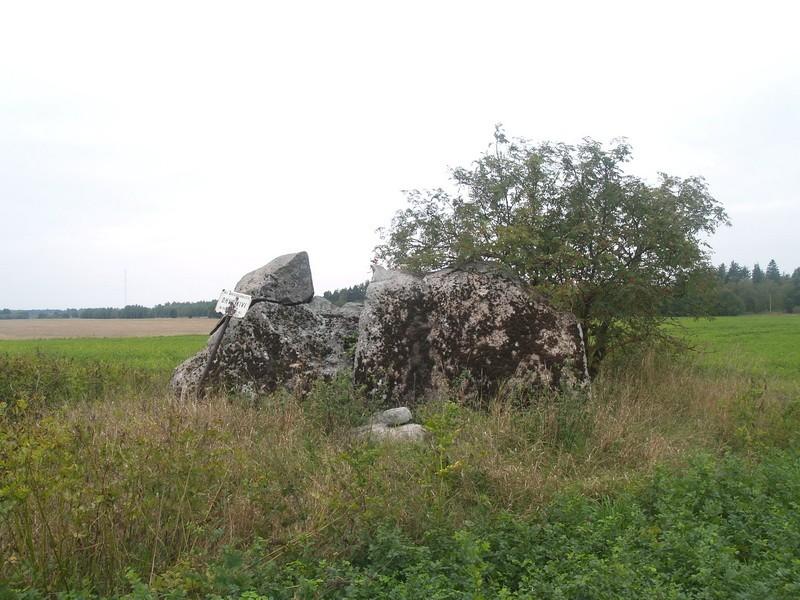 Lohukivi reg nr 10524. Foto: Tõnno Jonuks, 13.09.2010.