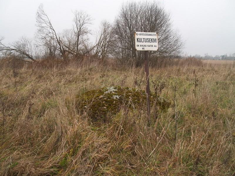 Lohukivi reg nr 10426. Foto: Tõnno Jonuks, 01.11.2010.