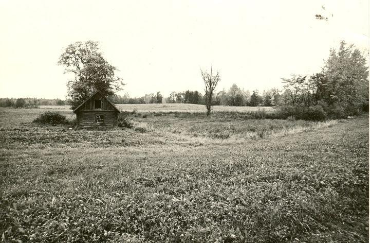 Asulakoht. Foto: M. Pakler, 26.09.1979.