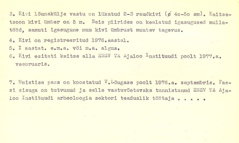 PASS 1976. V. Lõugas. Leht 1-p