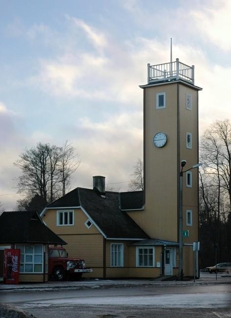 Kärdla tuletõrjemaja  Autor Tõnis Padu  Kuupäev  14.01.2006