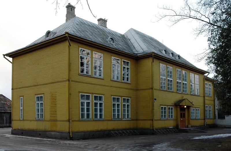Kärdla koolimaja  Autor Tõnis Padu  Kuupäev  14.01.2006