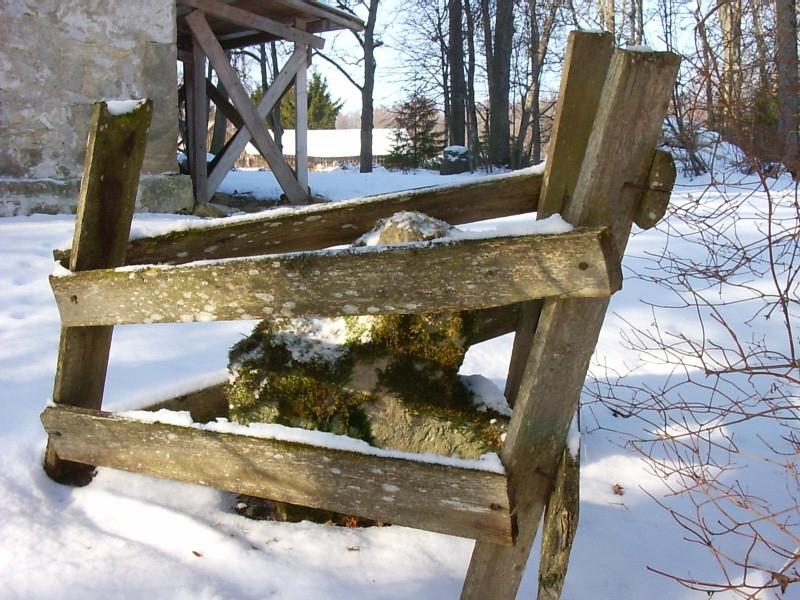 Rist  Autor Kalli Pets  Kuupäev  23.02.2006