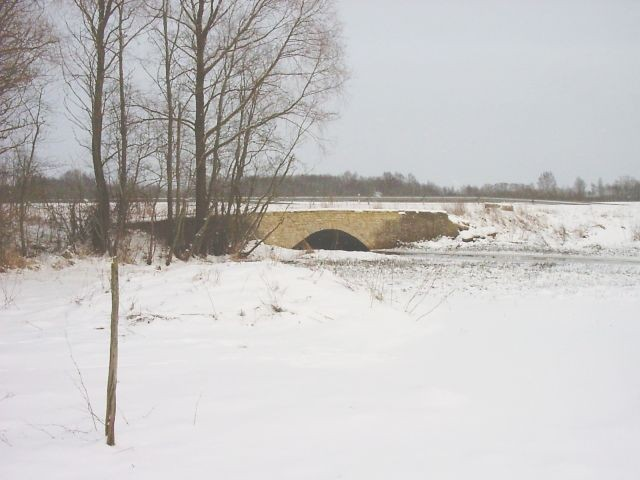 Vaade sillale.  Autor Kalli Pets  Kuupäev  28.01.2005