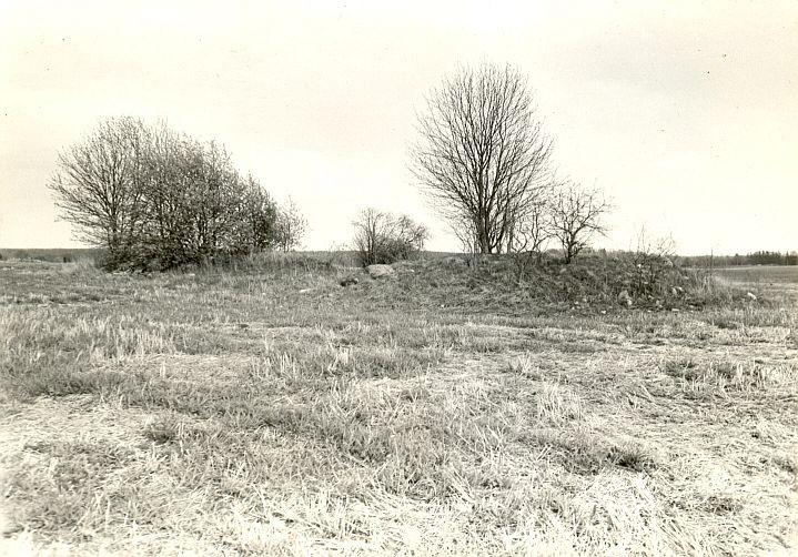 1970.ndad aastad. Vaade kalmele lõunast.