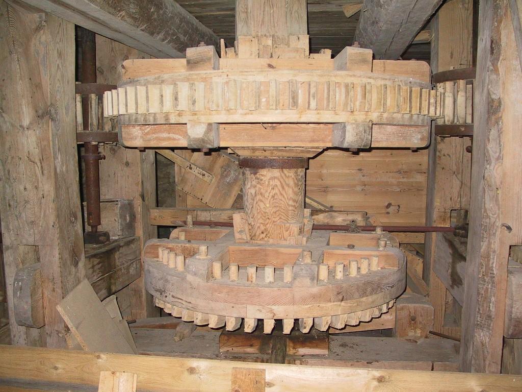 Töömehhanism. Foto: Tönu Sepp, 2006