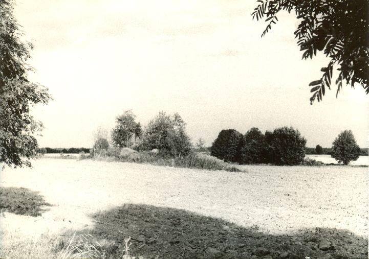 Kivikalme - loodest. Foto: H. Joonuks, mai 1976.