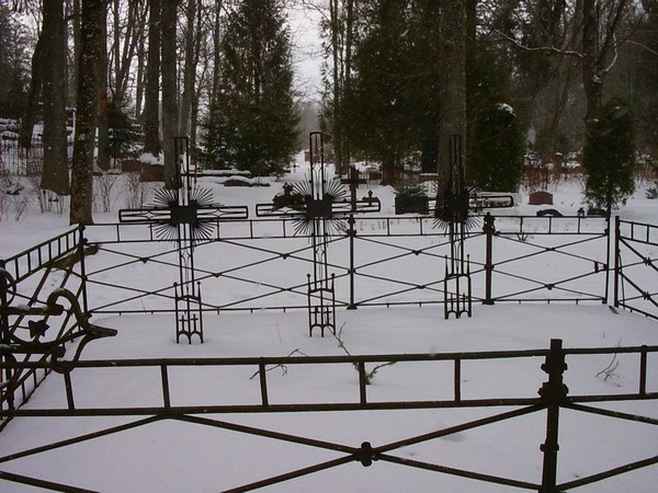 Bleimani hauaplats  Autor Kalli Pets  Kuupäev  23.03.2006