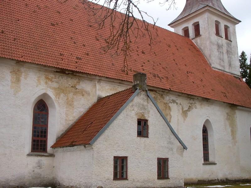 Mihkli kirik  Autor Tarvi Sits  Kuupäev  05.04.2006