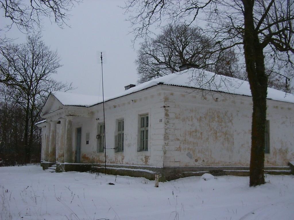 Pikaristi postijaam vaadeläänest  Autor Anne Kaldam  Kuupäev  03.01.2006