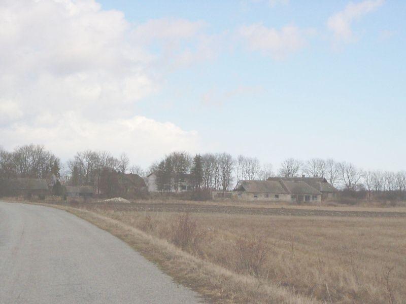 Kaugvaade teelt. Foto: Lilian Hansar. Kuupäev  11.04.2006
