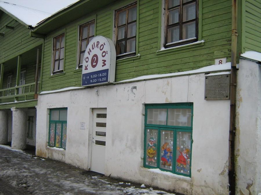Tallinna mnt 8, 18.11.2010