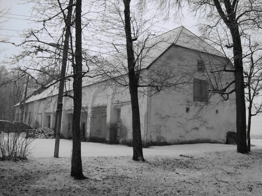 Anija mõisa ait 2008