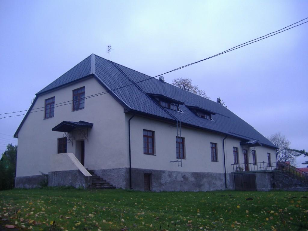 Vaade Kose pastoraadile 2006. Ly Renter