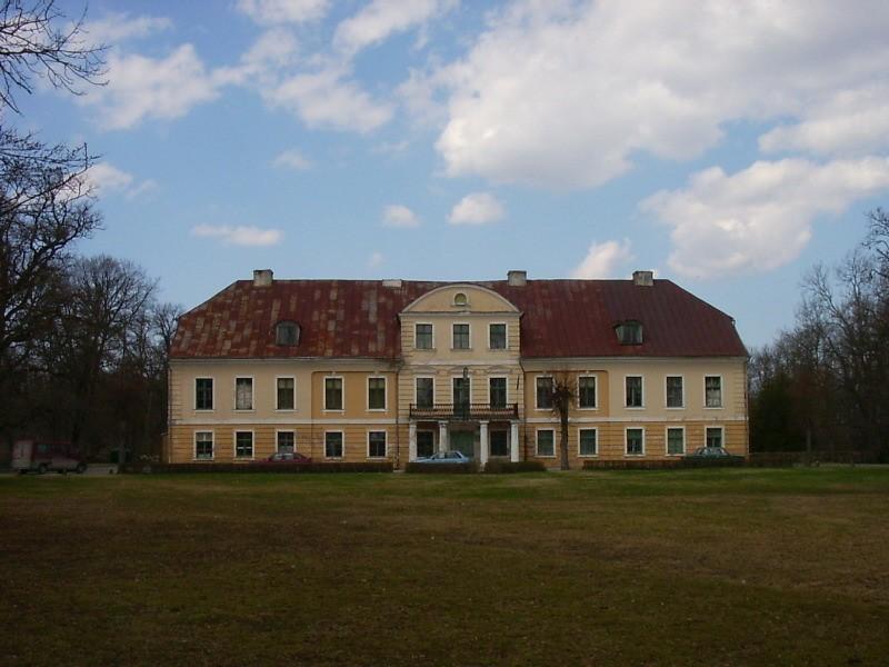 Vatla peahoone  Autor Kalli Pets  Kuupäev  04.05.2006