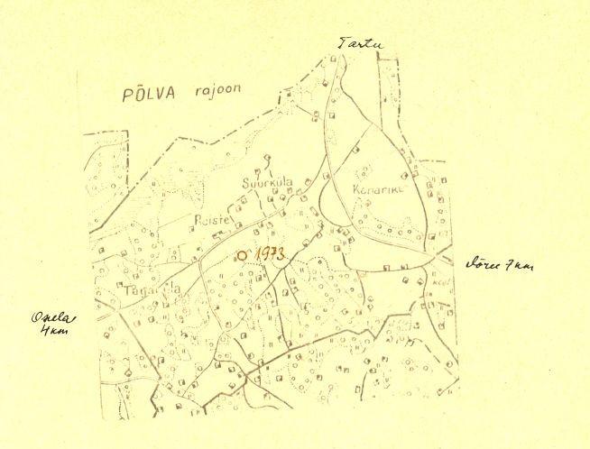 Kaart 1.
