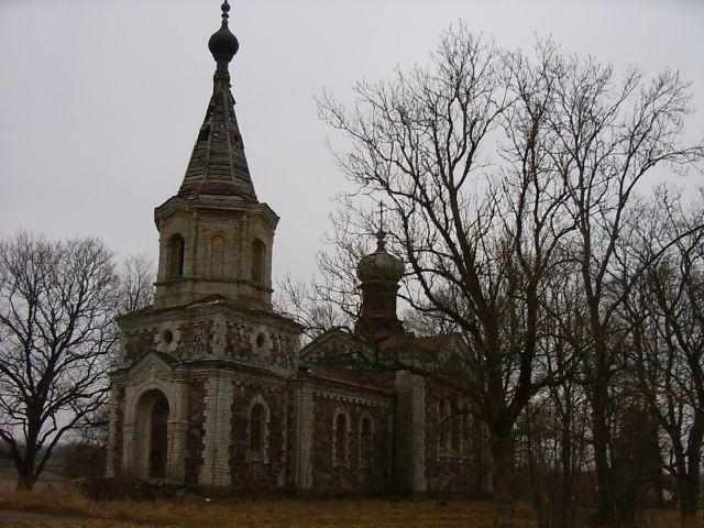 Vaade põllult  Autor Kalli Pets  Kuupäev  18.01.2005
