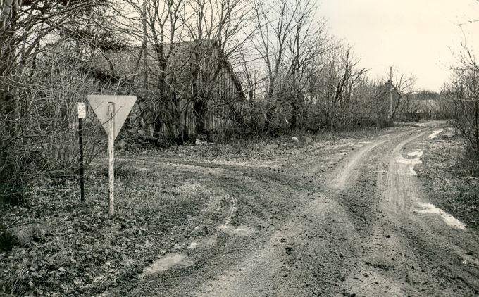 pilt - Asulakoht - lähivaade kirdest, E. Väljal