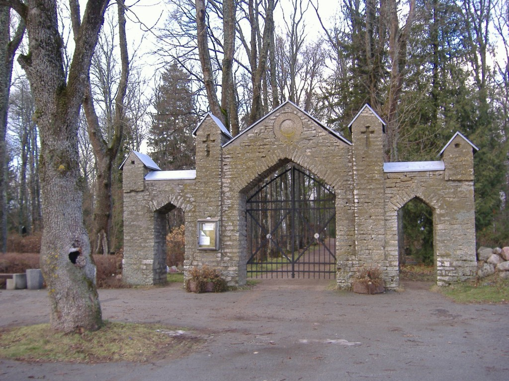 Jüri kalmistu  Autor Ly Renter  Kuupäev  15.11.2006
