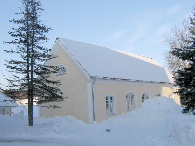 Vihula mõisa teenijatemaja 2 : 15964, vaade lõunast Autor ANNE KALDAM  Kuupäev  22.02.2011
