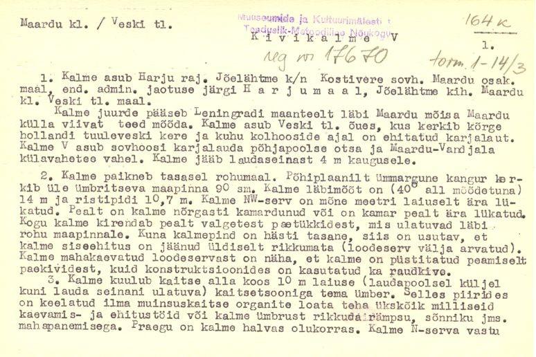 PASS 1975. V. Lõugas. Leht 1