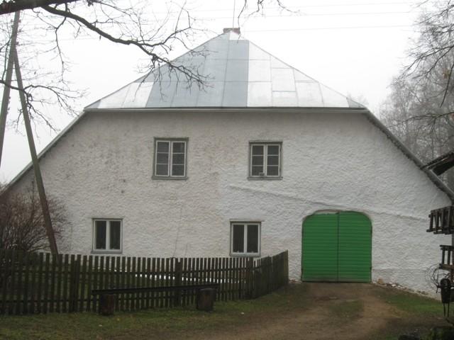 Illi mõisa moonakatemaja, 19 saj. I pool. Foto Tõnis Taavet, 10.11.2010.