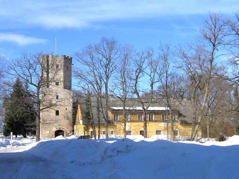 Porkuni mõisa jääait,15856, vaade lõunast pilt: Anne Kaldam aeg: 22.04.2011