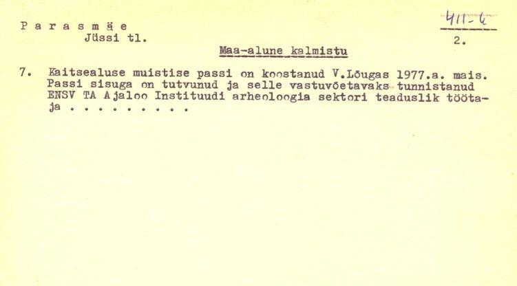 PASS 1977. V. Lõugas. Leht 2