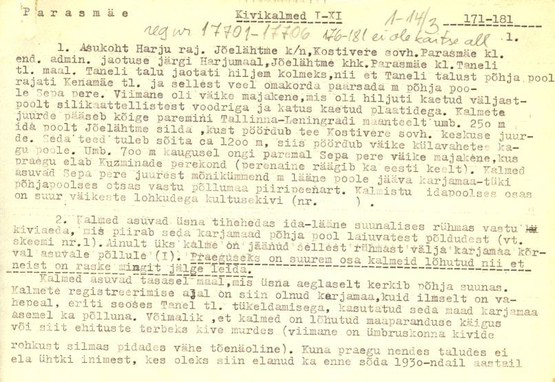 PASS 1972. V. Lõugas. Leht 1