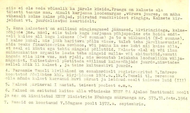 PASS 1972. V. Lõugas. Leht 1-p