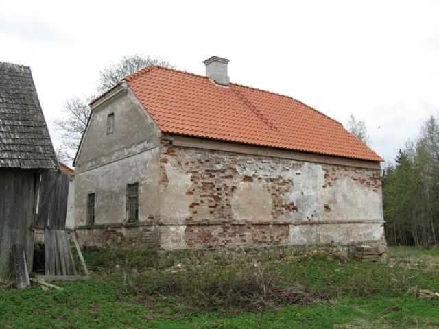 Sänna postijaama postipoiste elamu, 19 saj. I pool. Foto Tõnis Taavet, 04.05.2011.
