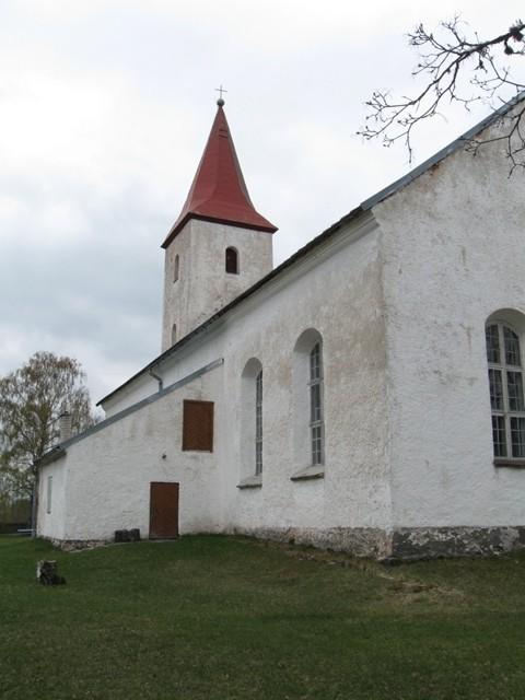 Rõuge kirik, 1730. Foto Tõnis Taavet, 04.05.2011.