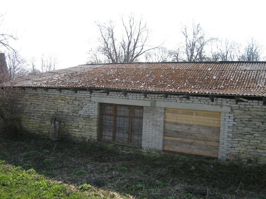 Lihula mõisa tall-tõllakuuri katus,Kalli Pets,  27.04.2011