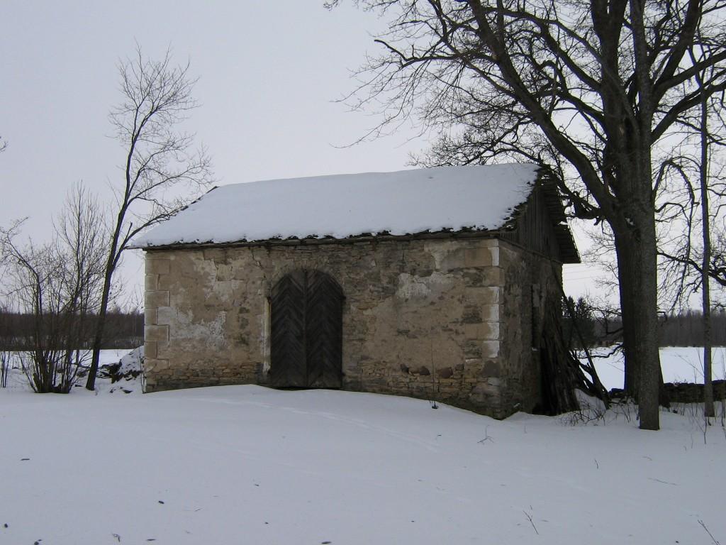 Pilistvere kirikuaia kabel  Autor Anne Kivi  Kuupäev  23.03.2006