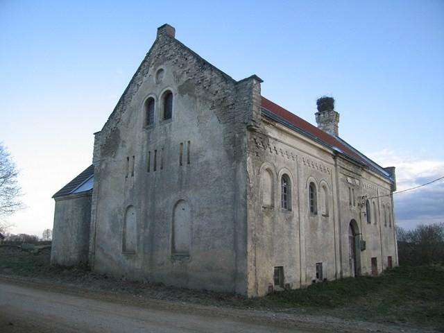 Keava mõisa kuivati. Foto: Kadri Tael 30.04.2011