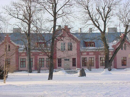 Peahoone. Foto 2003, Silja Konsa.