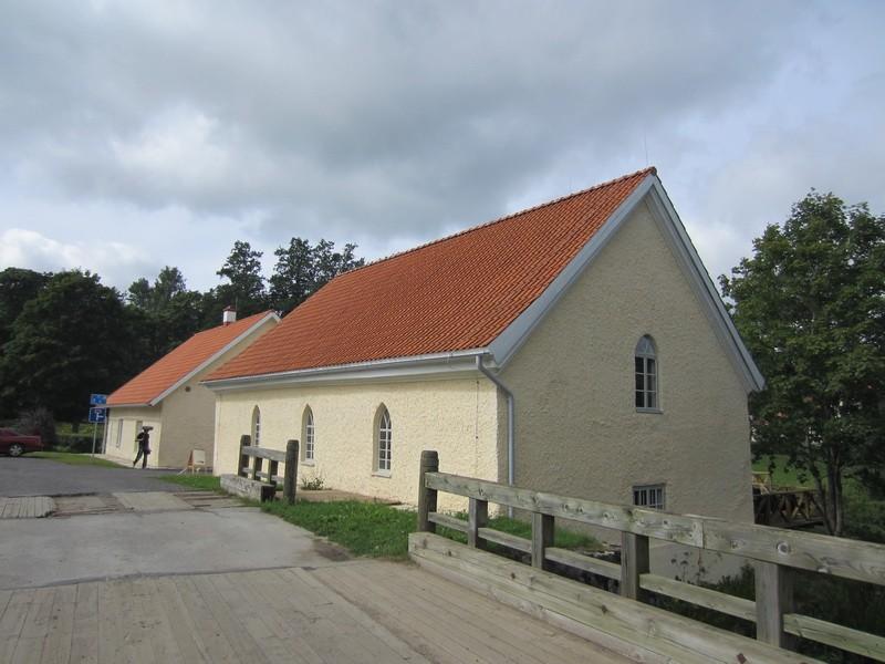 15968 Vihula mõisa vesiveski , 17.08.2011, Anne Kaldam