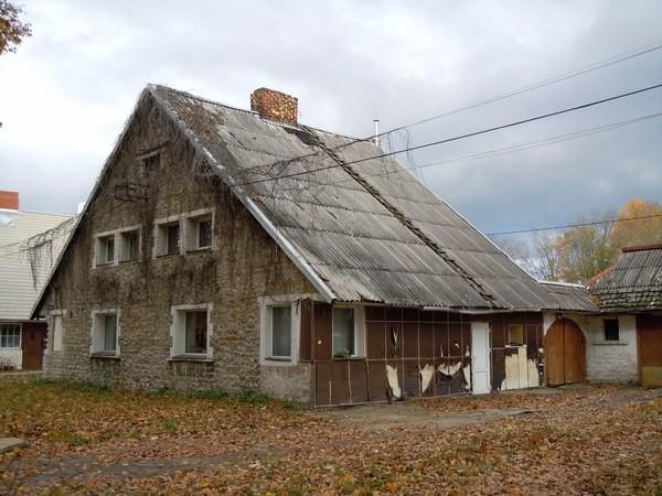 Elamu Karl Lutsu tn. 9. Foto: Madis Tuuder. 11.10.2011
