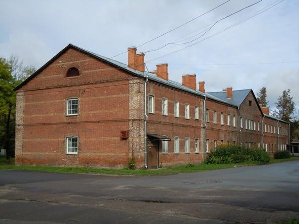 Kreenholmi elukasarm Kalda tn. 6 Foto: Madis Tuuder. 29.09.2011