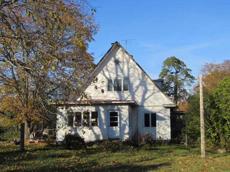 15917 Kaarli talu elumaja, 18.10.2011, Anne Kaldam