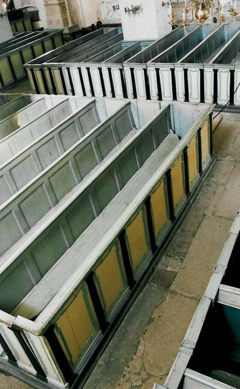 Pingistik. 17/18. saj. (puit, polükroomia). Foto: Jaanus Heinla 2003