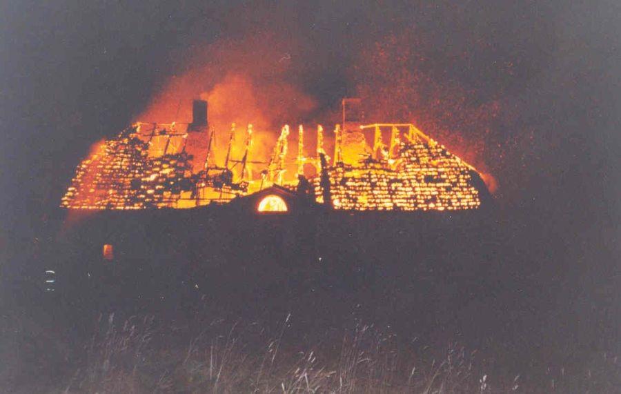 põleng  Autor Selma Uustalu  Kuupäev  05.11.1999