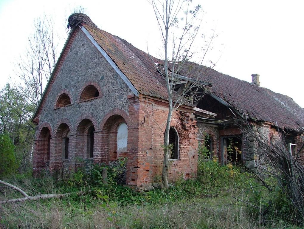 Vaade Uue-Kariste seikojale paisjärve poolt Foto Anne Kivi 12.10.2006
