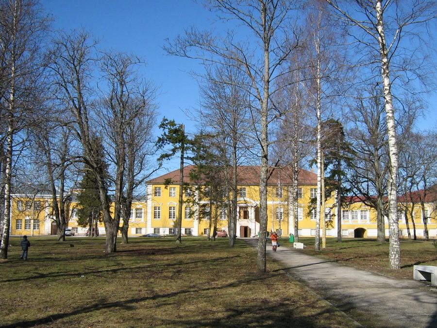 Esifassaad  Autor Kalli Pets  Kuupäev  14.03.2007