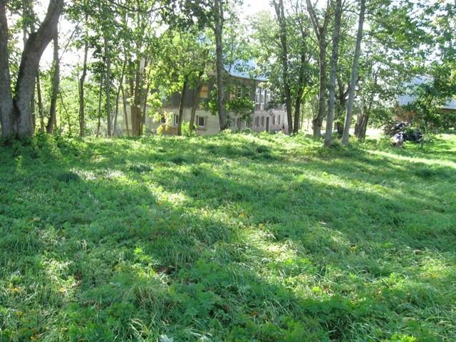 Vaabina linnuse territoorium, 15/16 saj. Foto Tõnis Taavet, 14.09.2011.