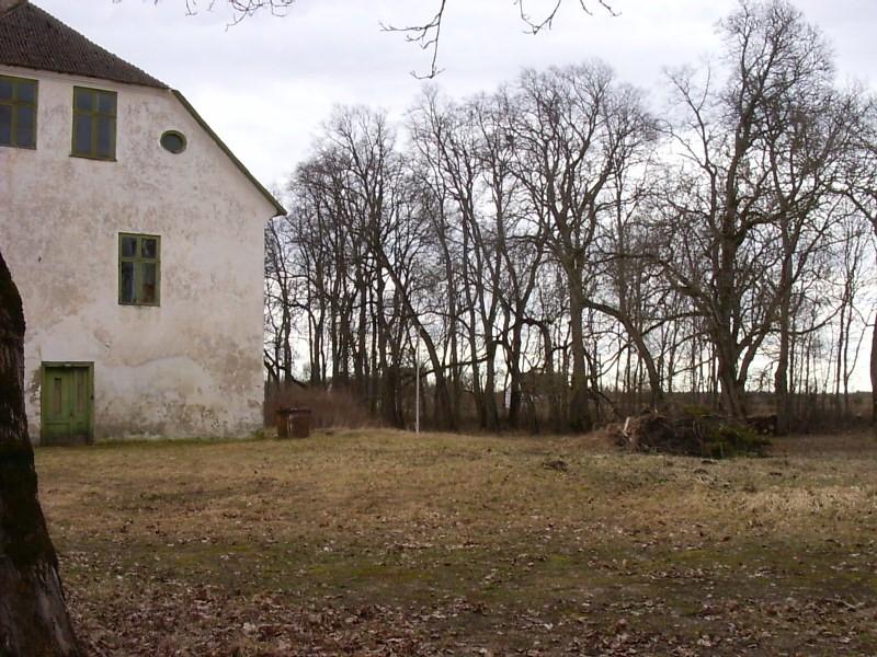 Tuudi park, haljastuse korrastamine.  Autor Kalli Pets  Kuupäev  05.04.2007